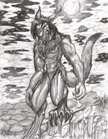 Victor the Werewolf by Amelius