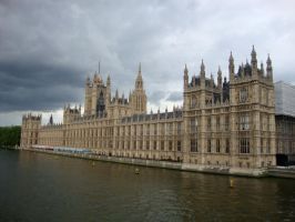 Parliament Storm by botskey