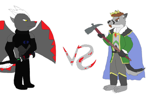 Match 11: Cerin vs Lord Pinecone by nissandriver217