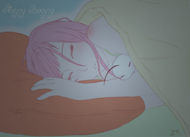 Sleepy Boopy by ZomzArtisticz