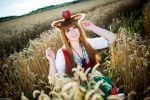 Spice and Wolf - Horo IV by e-l-y-n-n