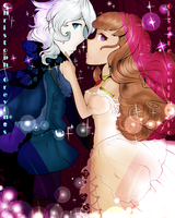 [DESPAIR DRIVE] Christoph + Giselle CP by princelupin