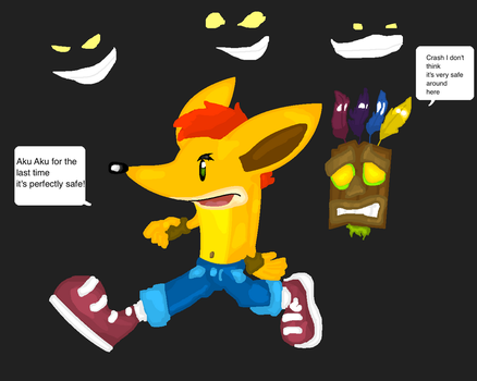 Crash's greatest idea yet 02 by JLACKSWORLDOFFUN