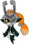 Midna by paokamon