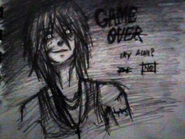 .:Game Over:. by Vuohii