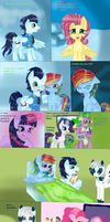 Rainbow Mare Dash End Of 2 Chapten by AdelsImages