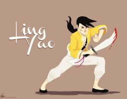 Ling Yao by Valliegurl