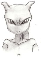 mewtwo 2 by KittyBelle01