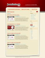 Joomlastreets layout by champchoel