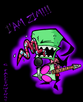 ::ROCK ON ZIM:: by FallInWings