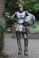 Orianna, Full Body by 9Flame
