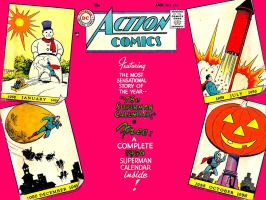 Action Comics 212 by Superman8193