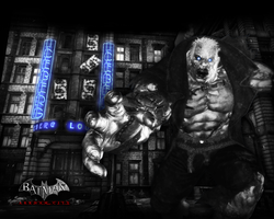 Solomon Grundy by BatmanInc