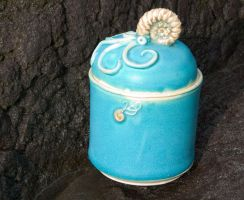 Nautilus Jar by Frost-indri