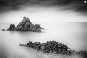 silent sea by sultan-alghamdi