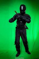 Snake Eyes - Cosplay 03 by NamelessProps