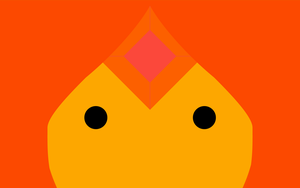 Flame Princess Wallpaper by marck2009