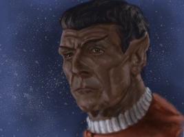 Mr Spock by vorkosigan5