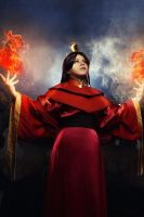 Ursa_Avatar: The Last Airbender by AMPLE-COSPLAY