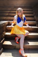 Sailor Venus Cosplay by TerminaCosplay