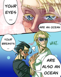YOUR EYES ARE AN OCEAN by Marshy-of-the-Blobs