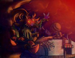 A Terrible Fate by BlakkFox