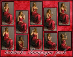Champagne pack by lockstock