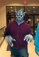 Furfright 2011 - Werewolf by maskedpup