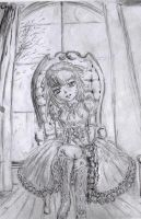 Gothic lolita by lukas90