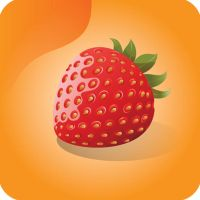 Create a Shiny Vector Strawber by lazunov