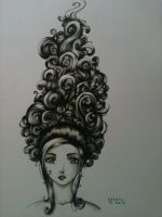 Curly Inspiration by DarkerRoses