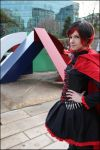 Ruby Rose by mavichaos