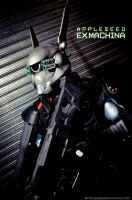 AppleSeed - Briareos by ferpsf