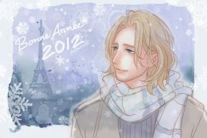 APH France Bonne annee by nAndroid19