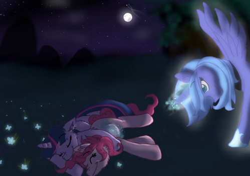 Luna's Blessing by ive-moved-bitches
