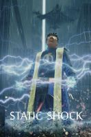 Static Shock( movie poster) by robert-man