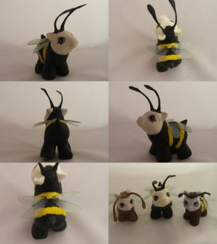 Bee baby by lovelauraland