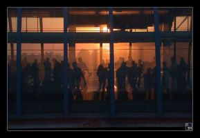 Commuters by Jaydehawk