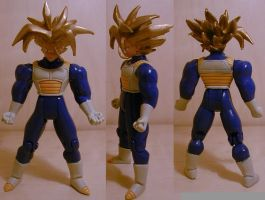 DragonballZ USJ Trunks custom by pgv