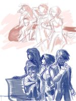 WIP - Putting the team back together by tamtu