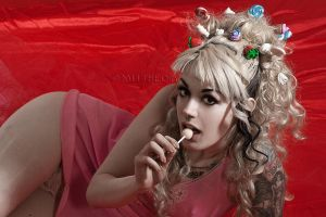 PIN-UP_Lollipop by TheOuroboros