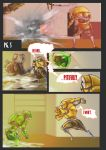Dark Sectioned, pg.5: Tank Trouble by MWAlex