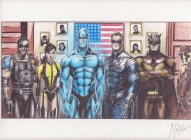 Watchmen by Maximilian1993