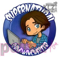 SPN Badge sample by kumitawapa