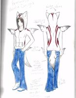 :Concept - Ammy Cosplay Hoodie by LupusSilvae
