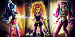 THE DAZZLINGS by Ruhisu
