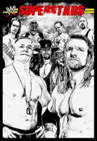 WWE SUPERSTARS by Patrick75020