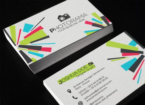 Creative Business Card by Maylich