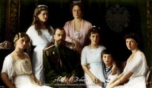 Imperial family in 1913 by VelkokneznaMaria