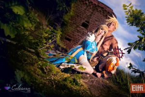 Shura and Archbishop - Ragnarok Online - Cosplay by Elffi